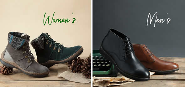 men's & Women's footewar